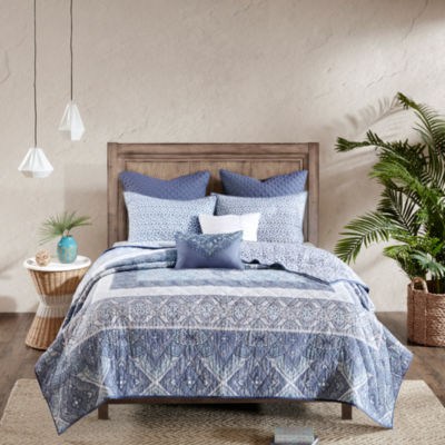 Urban Habitat Aria 7-pc. Cotton Coverlet Set