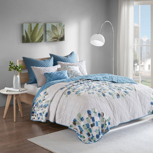 Urban Habitat Jayden 7-pc. Cotton Coverlet Set