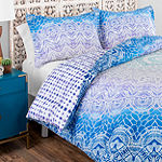 Boho Boutique Sundial 3-pc. Reversible Comforter Set