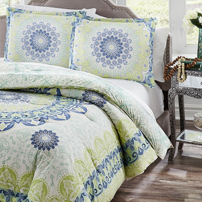 Boho Boutique Gemology 3-pc. Reversible Comforter Set