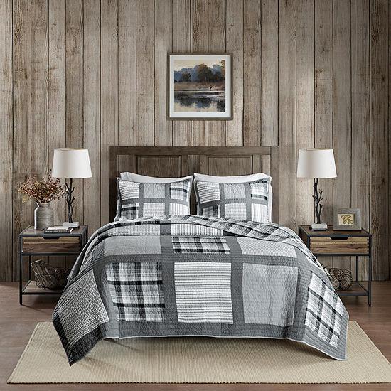 Woolrich Huntington Cotton 3 Pc Quilt Set