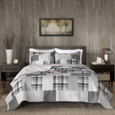 Woolrich Riverview Cotton 3-pc. Quilt Set