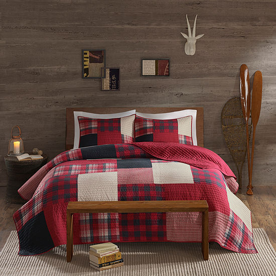 Woolrich Sunset Cotton 3-pc. Coverlet Mini Set