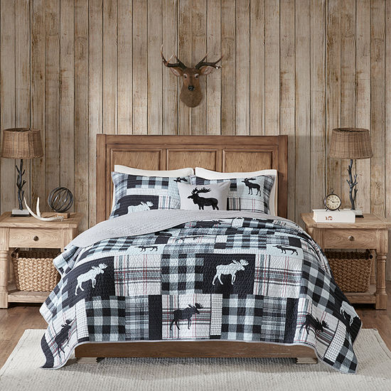 Woolrich Sweetwater 4-pc. Quilt Set