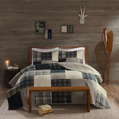 Woolrich Winter Hills Cotton 3-pc. Quilt Set