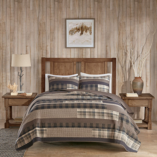 Woolrich Winter Plains 3-pc. Quilt Set