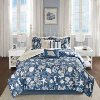 Madison Park Chatham Cotton 7-pc. Comforter Set