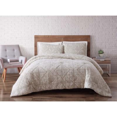 Brooklyn Loom Sandwash Duvet Cover Set