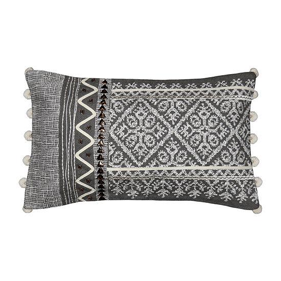 Alfie Rectangular Throw Pillow