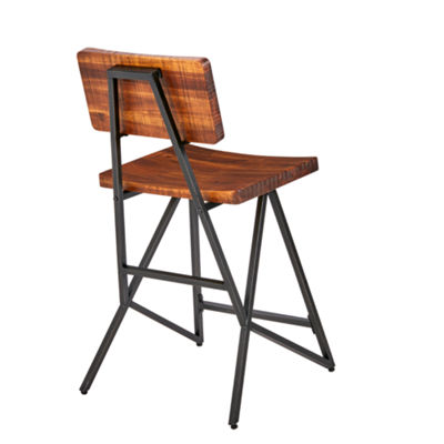 INK + IVY Trestle Counter Stool