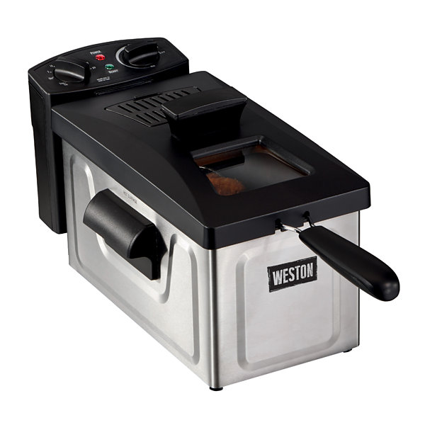 Kitchen Living  Cup Deep Fryer Review