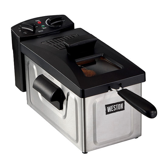 Weston 12 cup (3L) Deep Fryer