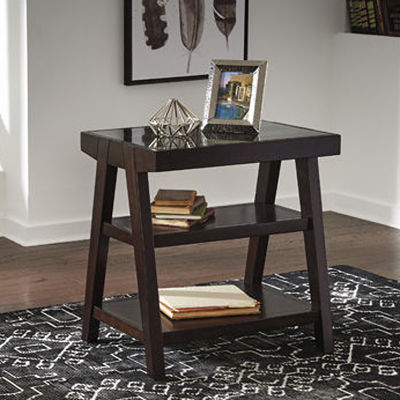 Signature Design by Ashley® Chanceen Home Office Corner Table