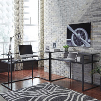 Signature Design by Ashley® Laney Home Office Corner Desk