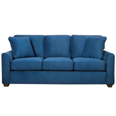 Fabric Possibilities Quick Ship Sharkfin Arm Sofa