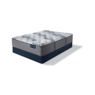Serta iComfort Blue Fusion 100 Firm Tight-Top - Mattress + Box Spring