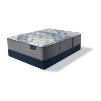 Serta Icomfort Blue Fusion 1000 Firm Tight-Top Mattress + Box Spring