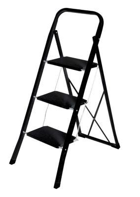Home Basics 3-Step Steel Ladder