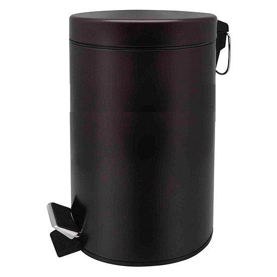 Home Basics 20-Liter Round Waste Bin