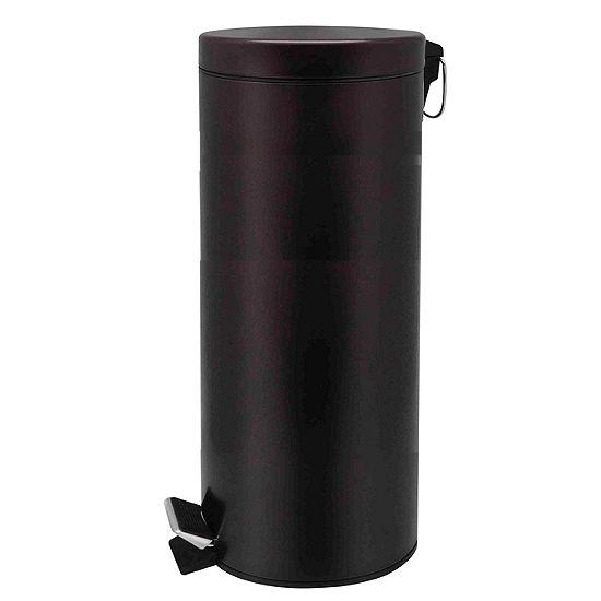 Home Basics 30-Liter Round Waste Bin