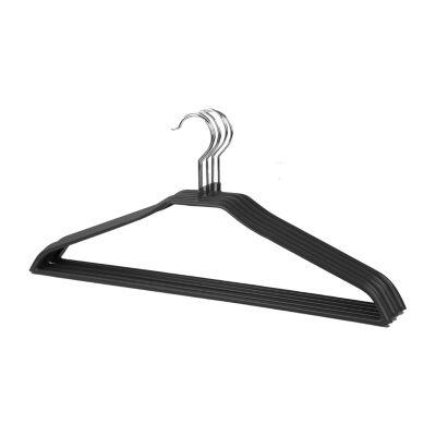 Home Basics 5-Pack Non-Slip Suit Hanger