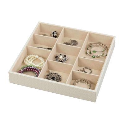 Home Basics Jewelry Organizer