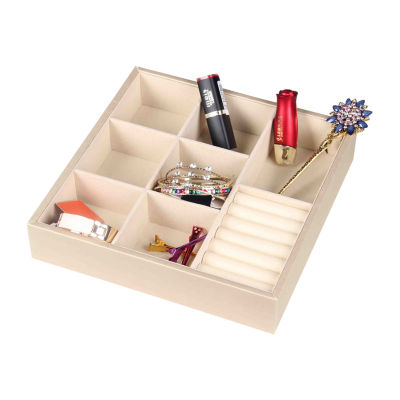 Home Basics Jewelry Organizer JCPenney