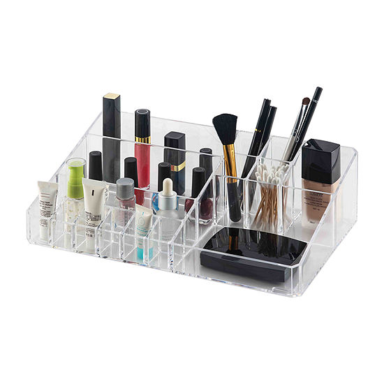 Home Basics Deluxe Make Up Tray