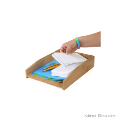 Mind Reader Paper Tray