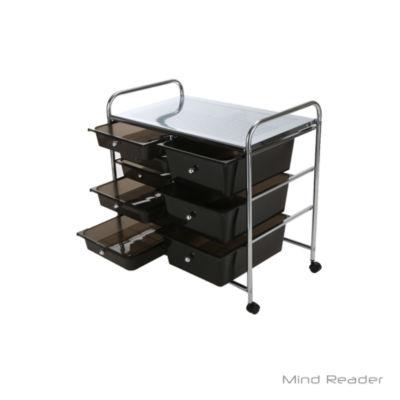 Mind Reader Storage Cart