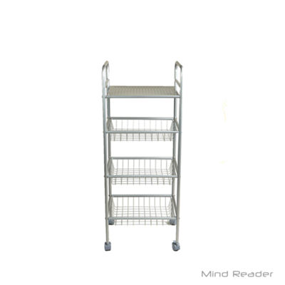 Mind Reader Shelf Cart