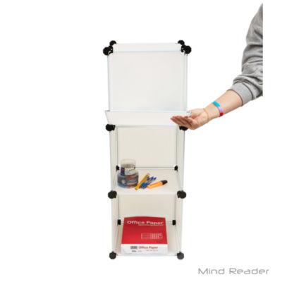 Mind Reader Storage Cube