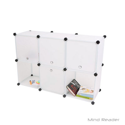 Mind Reader Storage Cube