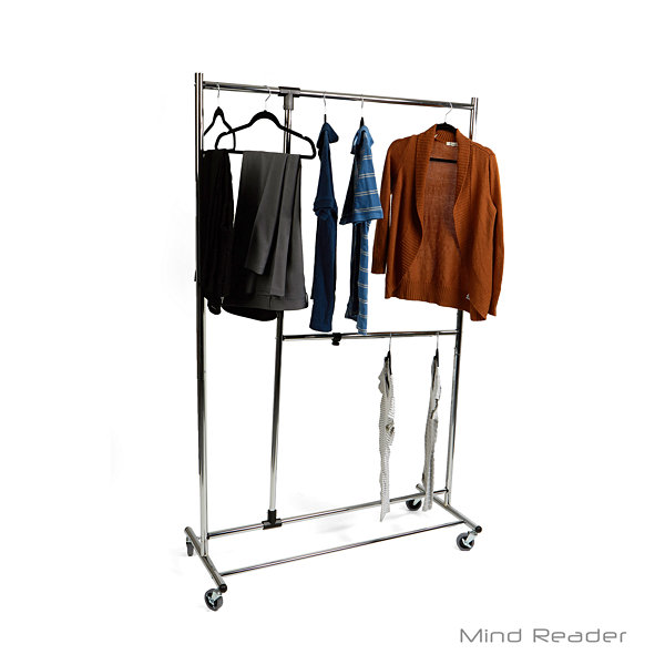 Mind Reader Portable Closet
