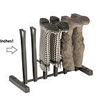 Honey-Can-Do® 3-pair Boot Holder