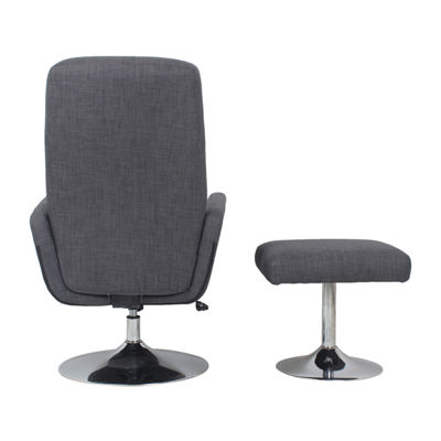 Executive Chair with Ottoman