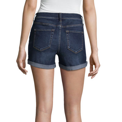 "a.n.a 3 1/2"" Denim Shorts"