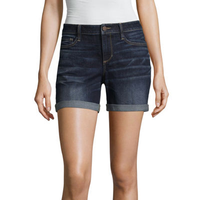 "a.n.a 5"" Denim Shorts"