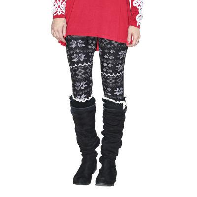 Mayah Kay Fashion Fair Isle Leggings