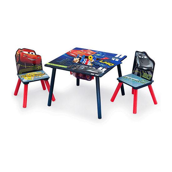 Pleasant Disney 2 Pc Kids Table Chairs Camellatalisay Diy Chair Ideas Camellatalisaycom