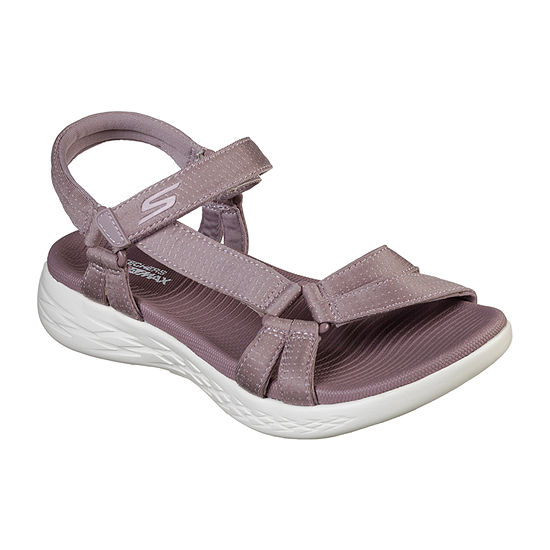 Skechers Womens Brilliancy Strap Sandals
