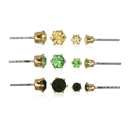 Mixit 51mm Stud Earrings