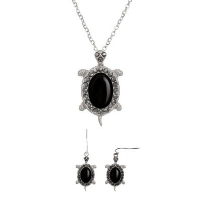 Mixit Silver Tone 2-pc. Jewelry Set