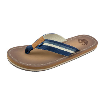 Dockers® Burnished Web Flip Flops