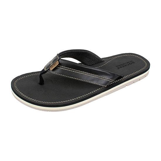 Dockers® Contrast Stitch Flip-Flops