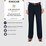 J.M. Haggar Premium Stretch Classic Fit Suit Pants