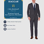 J.M. Haggar Premium Stretch Tailored Fit Suit Pants