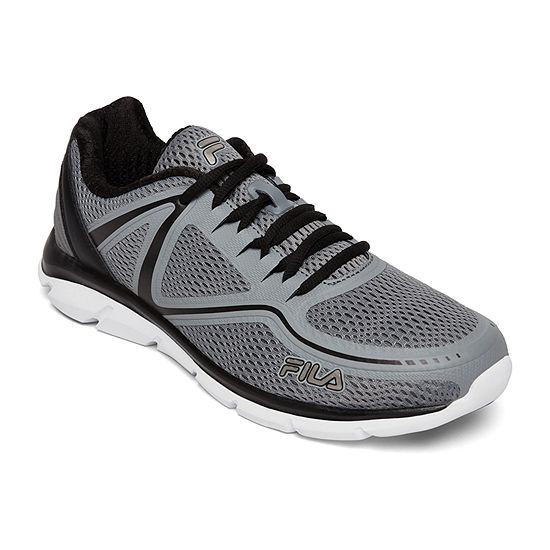 Fila Memory Skyryzer Mens Lace-up Running Shoes