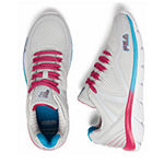 Fila Memory Skyryzer Womens Lace-up Running Shoes