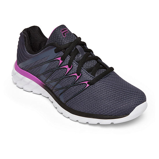 Fila Memory Shadow Sprinter 4 Womens Lace up Running Shoes